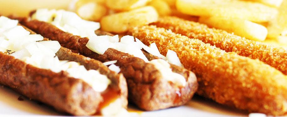 Snackcatering frietwagen frietje plus het adres voor uw verse frites aan huis - Snack eten ...